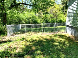 4-FT Chain Link Fence 1
