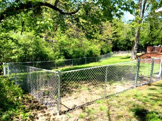 4-FT Chain Link Fence 8