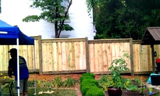 Canyon Winds Privacy Fence C&C Fencing 3